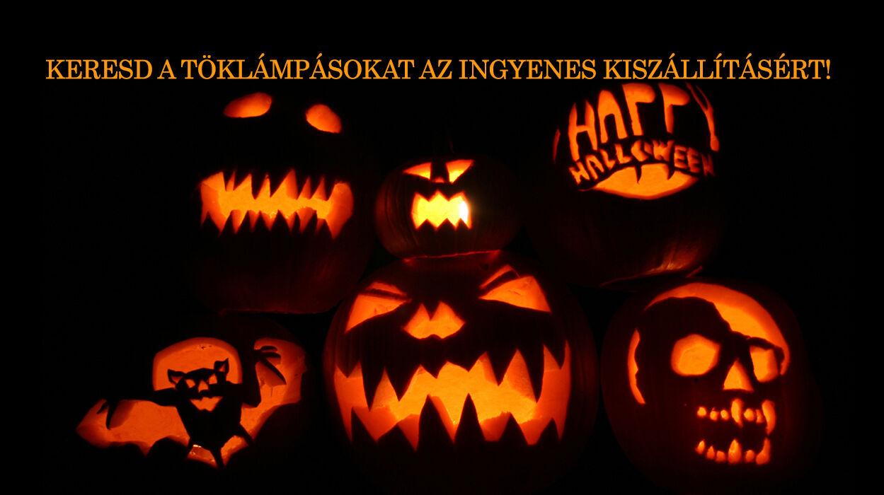 Halloweeni meglepetés