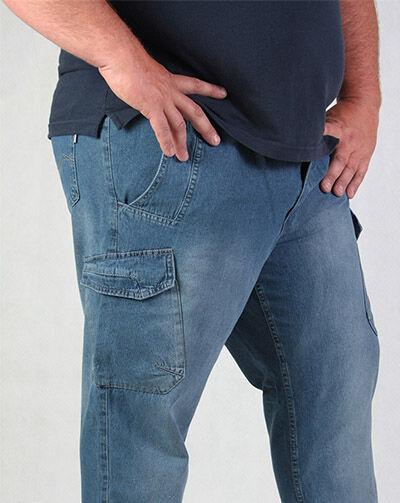 körgumis derekú férfi nadrág
