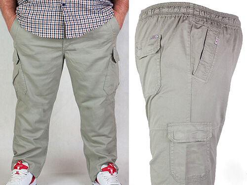 gumis derekú extra méretű férfi nadrág fazon